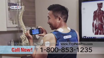 DR-HO's Pain Therapy System Pro TV Spot, 'Manage Your Pain'