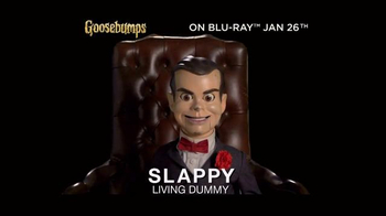 Goosebumps Home Entertainment TV Spot - 1483 commercial airings
