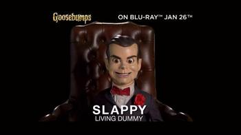 Goosebumps Home Entertainment TV Spot