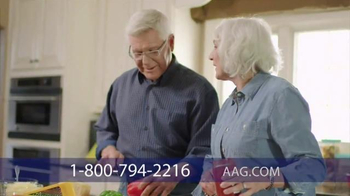American Advisors Group Reverse Mortgage TV Spot, 'Retirement Planning'