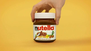 Nutella TV Spot, 'Let Me See That Smile'