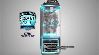 Shark Rotator Powered Lift-Away TV Spot, 'Changing How You Clean'
