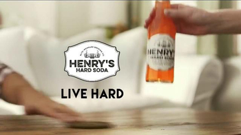 Henry's Hard Soda TV Spot, 'Parents Live Hard-ish' - Thumbnail 9