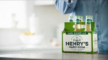 Henry's Hard Ginger Ale Soda TV Spot, 'Buck Mild' - Thumbnail 4