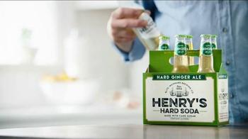 Henry's Hard Ginger Ale Soda TV Spot, 'Buck Mild' - Thumbnail 6