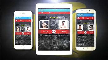 Ringside Scoring App: Mixed Martial Arts thumbnail