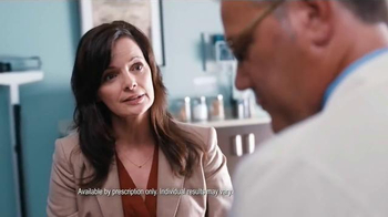 The the is commercial who linzess woman in