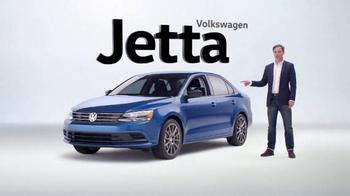 2016 Volkswagen Jetta TV Spot, 'Sketch'