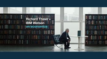 IBM Watson TV Spot, 'Richard Thaler + IBM Watson on Behavioral Economics' - Thumbnail 2
