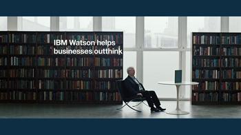 IBM Watson TV Spot, 'Richard Thaler + IBM Watson on Behavioral Economics' - Thumbnail 8
