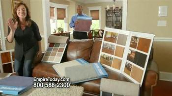 Empire Today 60 Percent Off Sale TV Spot, 'New Floors'