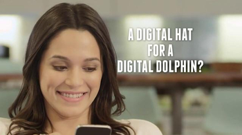 Taco Bell Crunchwrap Sliders TV Spot, 'A Buck Wasted: Digital Dolphin' - Thumbnail 5