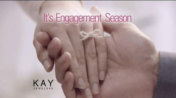 Kay Jewelers TV Spot, '100 Years of Kisses: Engagement Season'