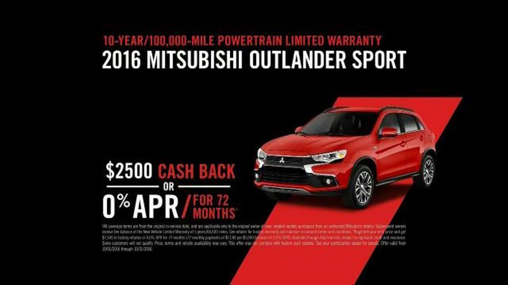 2017 Mitsubishi Outlander Sport TV Commercial, 'Honey' - iSpot.tv