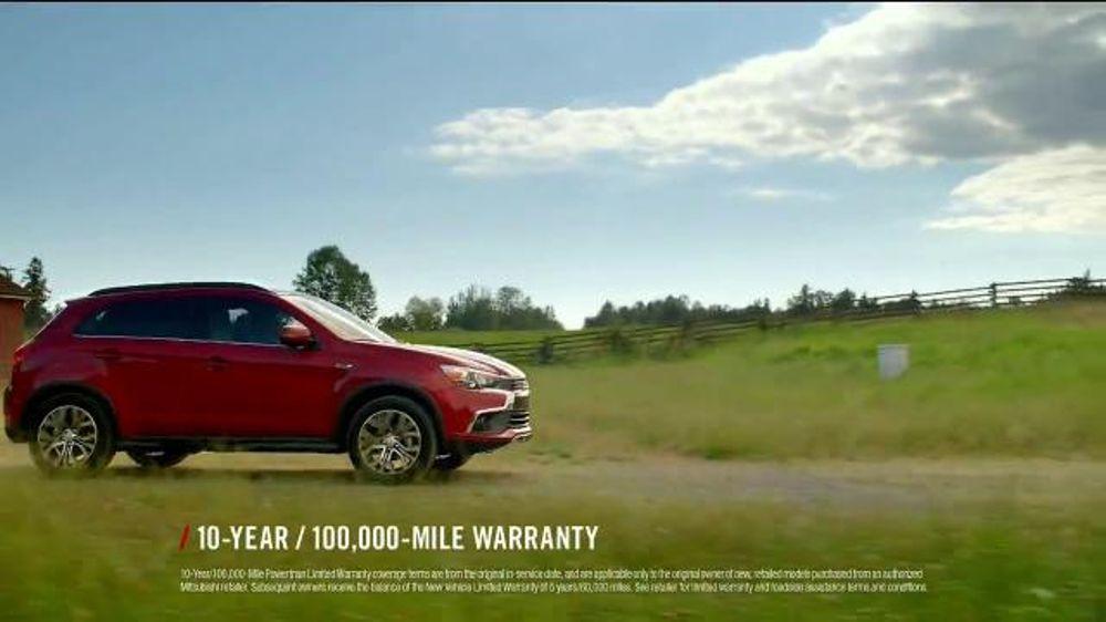 2017 Mitsubishi Outlander Sport Tv Commercial Honey