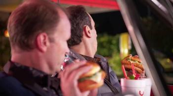 Sonic Drive-In Fiery Ultimate Chicken Sandwich TV Spot, 'Fiery Intro' - Thumbnail 3