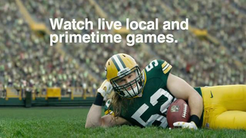 Verizon NFL Mobile TV Spot, \'Pile\' Featuring Clay Matthews