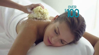 Spin Spa TV Spot, \'Pamper Your Body\'