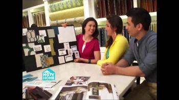 ... Bassett TV Spot, U0027HGTV HOME Design Studio: The Kelleysu0027   Thumbnail ...
