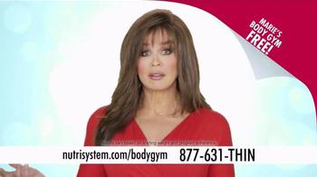 Nutrisystem Turbo 10 TV Spot, 'BodyGym' Featuring Marie Osmond