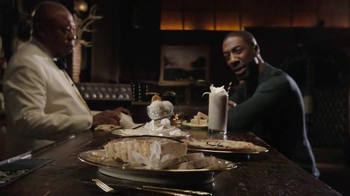 Crown Royal Vanilla TV Spot, 'Full Stomach' Featuring J. B. Smoove