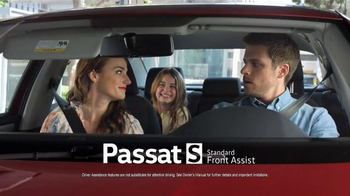 Volkswagen Passat TV Spot, 'The Road' Song by Willie Nelson
