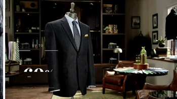 JoS. A. Bank September Fall Sale TV Spot, 'Suits and Shirts'