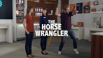 AT&T Next TV Spot, 'Cowboy' - 352 commercial airings
