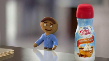 Coffee-Mate Pumpkin Spice TV Spot, \'Don\'t Fight Over the Pumpkin Spice\'