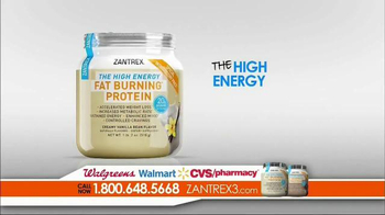 Zantrex-3 The High Energy Fat Burning Protein TV Spot, 'Yes!'