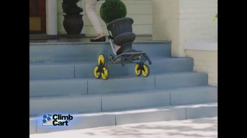 Climb Cart TV Spot, 'A Handcart With No Strain and No Pain'