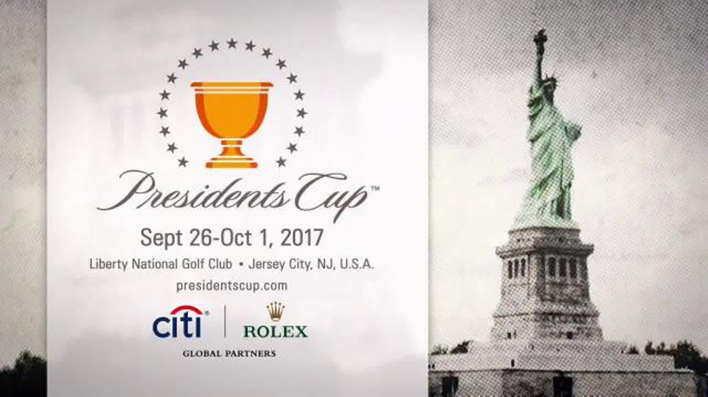 Image result for presidents cup 2017 logo