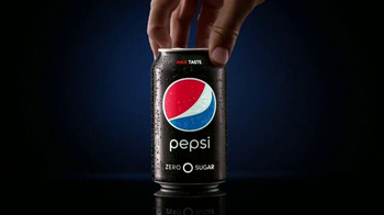 Pepsi Zero Sugar TV Spot, 'Nothing'