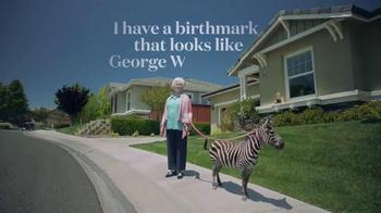 SafeAuto TV Spot, 'Terrible Quotes: Birthmark'