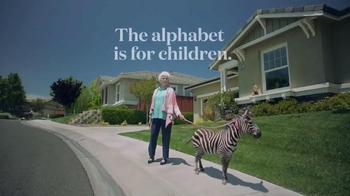 SafeAuto TV Spot, 'Terrible Quotes: Alphabet'