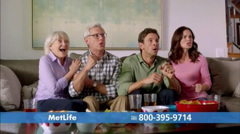 MetLife TV Spot, 'Three Families'