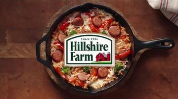 Hillshire Farm Smoked Sausage TV Spot, 'Skillet'
