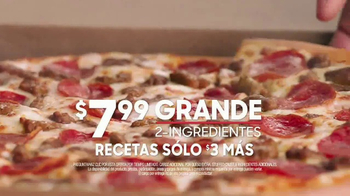 Pizza Hut TV Spot, 'La mejor oferta de entrega de pizza' [Spanish]