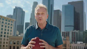 SKECHERS Air-Cooled Memory Foam TV Spot, 'Demo' Featuring Joe Montana