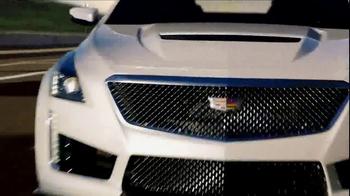2017 Cadillac CTS-V TV Spot, 'CTS-V Why' - Thumbnail 7
