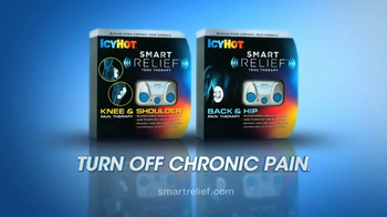Icy Hot Smart Relief TV Spot, 'Chronic Pain' Feat. Shaquille O'Neal - Thumbnail 4