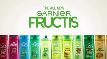 Garnier Fructis Super Fruit Formulas TV Spot, 'Discover the Power'