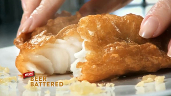 Long John Silver's Beer Battered Cod Basket TV Spot, 'The Choice Is Yours'