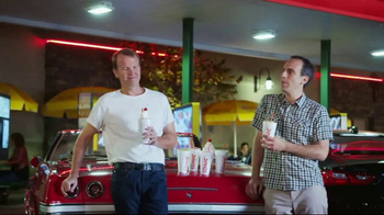 Sonic Drive-In Half Price Shakes & Ice Cream Slushes TV Spot, 'Memo'