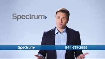 Spectrum TV, Internet and Voice Spot, 'Don't Take My Word for It' - 161 commercial airings