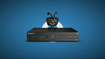 DIRECTV TiVo TV Spot, 'Features'