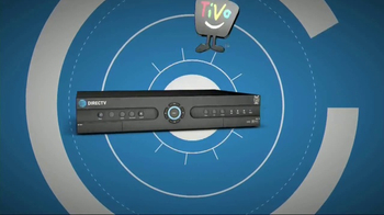 DIRECTV TiVo TV Spot, 'Features' - Thumbnail 1