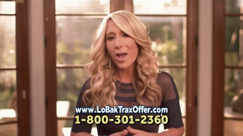 Lo-Bak TRAX TV Spot, 'Relieve Low Back Pain' Featuring Lori Greiner - 17 commercial airings