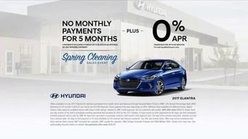 Hyundai Spring Cleaning Sales Event TV Spot, 'Treadmill: 2017 Elantra'