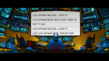 The LEGO Batman Movie - Alternate Trailer 50